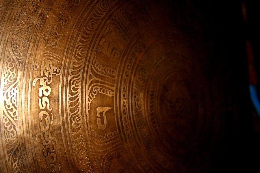tibetan-gong