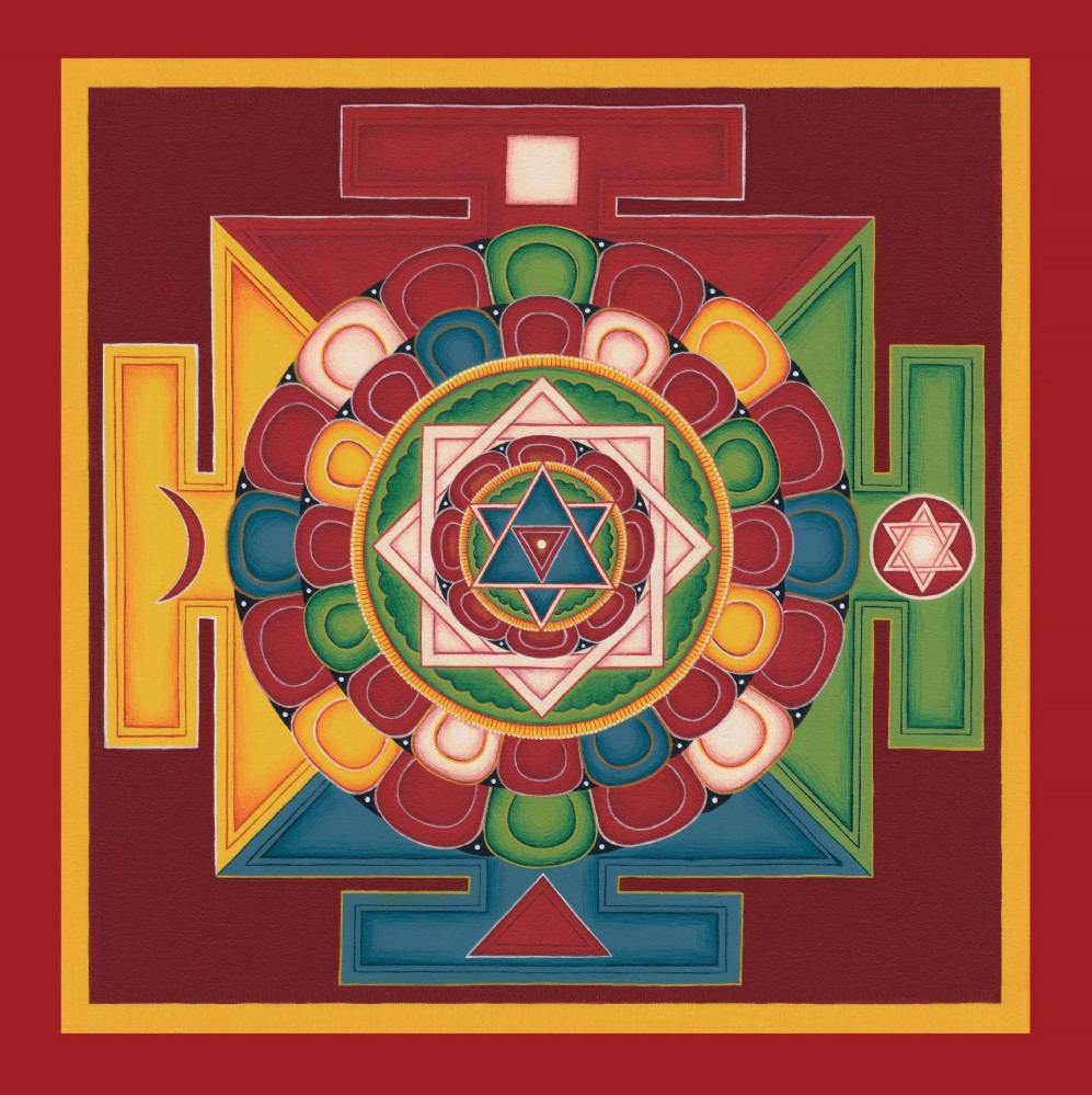Bain de Gong des 5 Dhyani-Buddha à Nantes