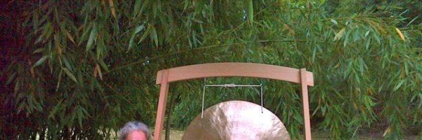 Bain de Gong à l'Atelier Yoga SB Gastineau à Nantes