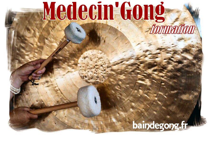 Formation à l'Art du Gong avec Navjeet