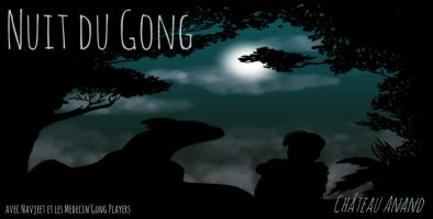 Nuit du Gong – Navjeet et les MGP à Château Anand