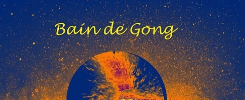 Bain de Gong de Janvier dans le Jura (39)